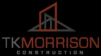 TK Morrison Construction Retina Logo